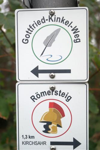 19 Kinkelweg und Römersteig 1-9-2019