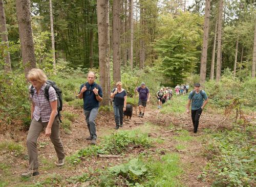23 HJW-Spuren 9-2019 Aufstieg zum Hochthürmen Gipfel